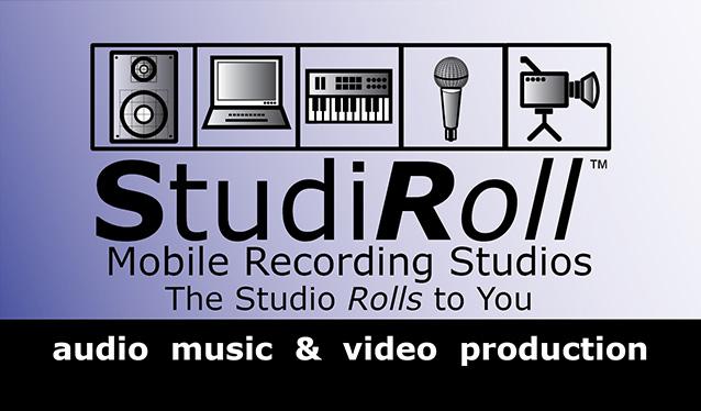 StudiRoll Mobile Recording Studios