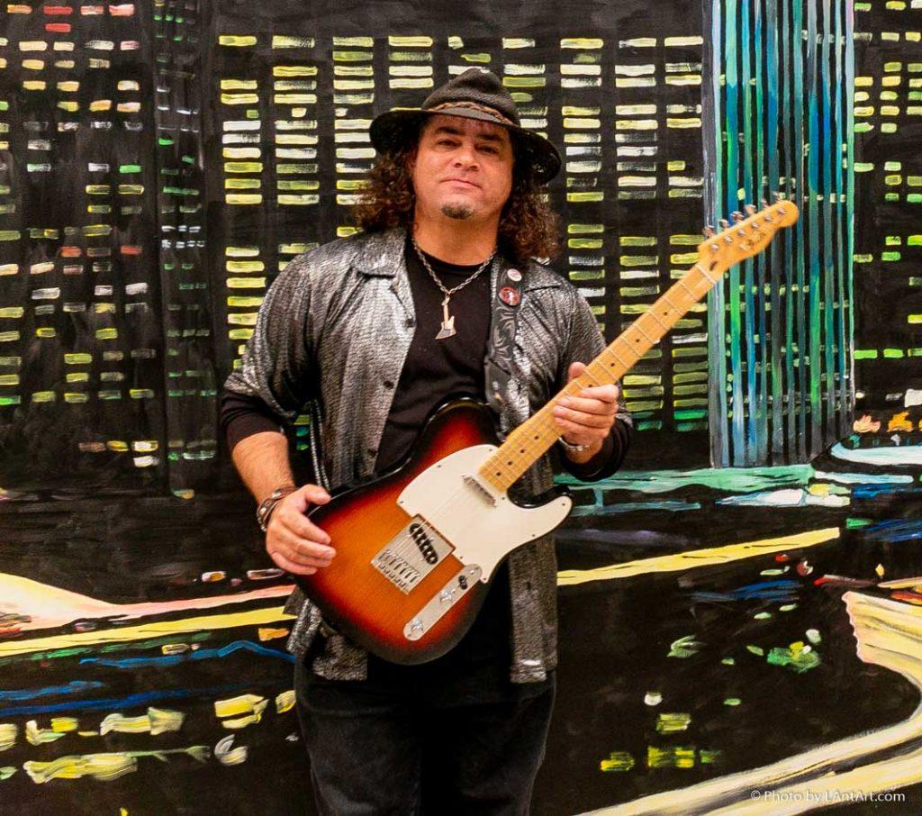Napy Pacheco Musician